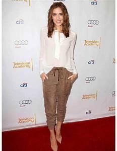 Pantalon De Soiree Chic : 1001 id es comment s 39 habiller pour une soir e ~ Melissatoandfro.com Idées de Décoration