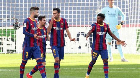 Barcelona Hoy : Ver Barcelona Vs Real Madrid En Vivo Hoy ...