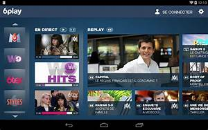 Application M6 Replay : 6play android apps on google play ~ Medecine-chirurgie-esthetiques.com Avis de Voitures