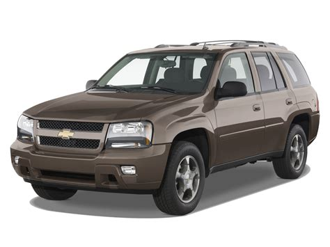2008 Chevrolet Trailblazer Reviews And Rating  Motor Trend