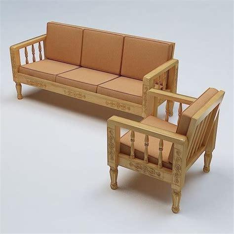 Wood Sofa by Wooden Sofa Set At Rs 7000 Set Villivakkam Chennai