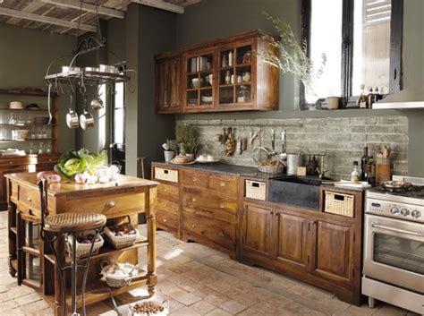 cuisine djeco bois déco cuisine bois exemples d 39 aménagements