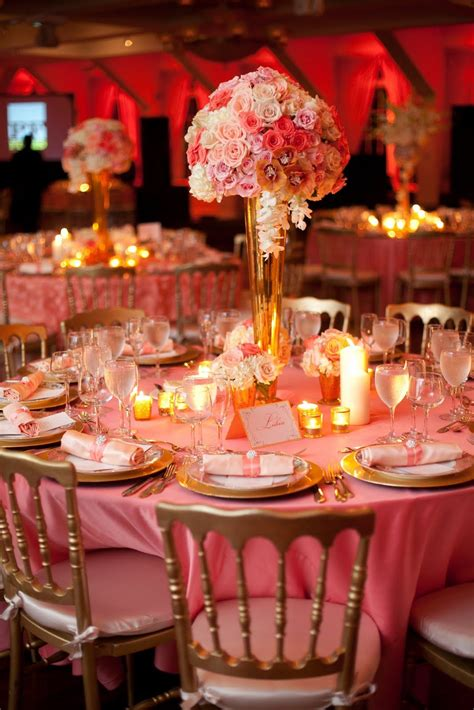 Coral Wedding Decorations by Coral And Pink Coral Tones In 2019 Coral