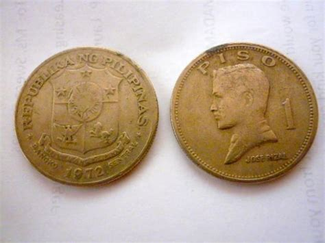 Philippines, Coins And Philippine Peso