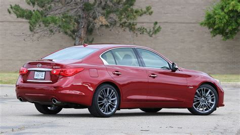 Infinity Q50 Review by Review 2016 Infiniti Q50 Sport 400