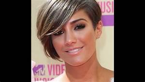 Coiffure Cheveux Court : les 30 coiffures tendances cheveux court femme youtube ~ Melissatoandfro.com Idées de Décoration