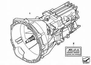 Original Parts For E90 318d N47 Sedan    Manual Transmission   Manual Gearbox Gs6 17dg