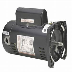 Century A O  Smith Usq1102 48y Square Flange 1 Hp Up