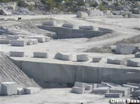 mount airy nc worlds largest granite quarry