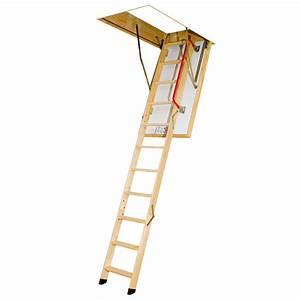 Echelle Escamotable Pour Grenier : escalier escamotable isol pour combles froids ~ Melissatoandfro.com Idées de Décoration