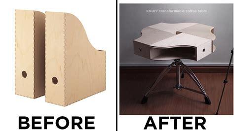 transforming ikea furniture into high