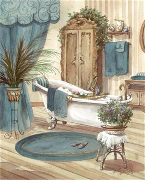 rb victorian bath bluebrown ii  victorian