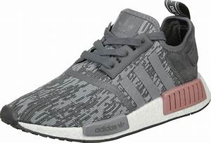 Adidas NMD R1 W Schuhe Grau Pink Im WeAre Shop