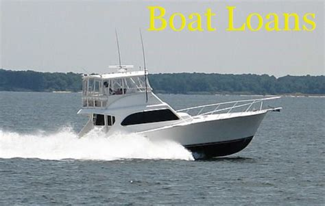 New Boat Financing Rates by Sterling Acceptance Corp Finance Yachts