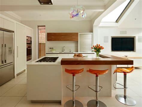 cuisine blanche en bois cuisine blanche et bois le mariage parfait pour une