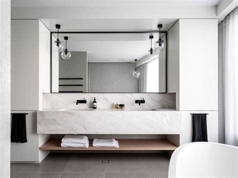 Badezimmer Regal Unter Spiegel by Badezimmer Design Ideen Offenen Regal Unterhalb Der