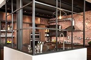 Meuble Cuisine Loft ~ Buffets et bahuts de style industriel ...