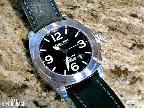 Secret Entourage LUM-TEC M49 Watch   Secret Entourage