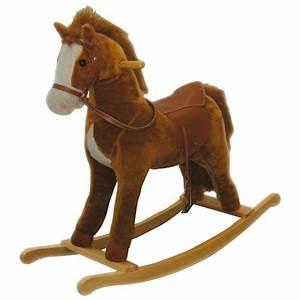 Cheval A Bascule : nice cheval a bascule enfant 13 cheval bascule bois sons homeezy ~ Teatrodelosmanantiales.com Idées de Décoration