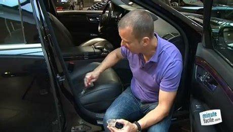 reparation siege voiture reparer le de feutrinesetpiqueaiguilles