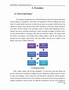 Project report for hotel management system pdf for Document management system project report