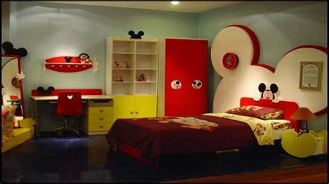 Hollywood Decor Furniture, Mickey Mouse Bunk Bed Mickey