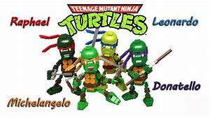 Lego Ideas Chibi Lego Builds Chibou002639s Teenage Mutant