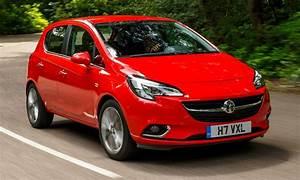2015 Vauxhall Corsa Brings Adam Opel