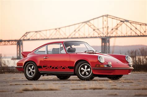 Porche 911 Rs by 1973 Porsche 911 Rs Touring