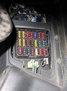 1990 Nissan 240sx Fuse Box Cover