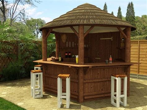 Gazebo Bar 5 Ideas For Your Pinehaven Garden Shelter Sheds And Shelters