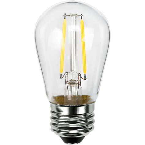 s14 led antique bulb 3w bulbrite 776651