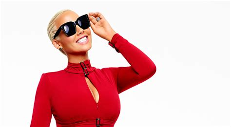 Amber Rose Height Weight Age And Body Measurements