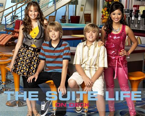 on deck suite life on deck wallpaper 4048863 fanpop
