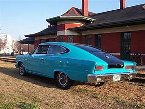 1966 Amc Marlin Fastback