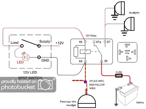 newhilux net view topic spotlight wiring