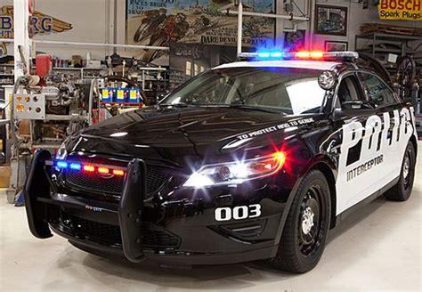 jay lenos garage ford police interceptors