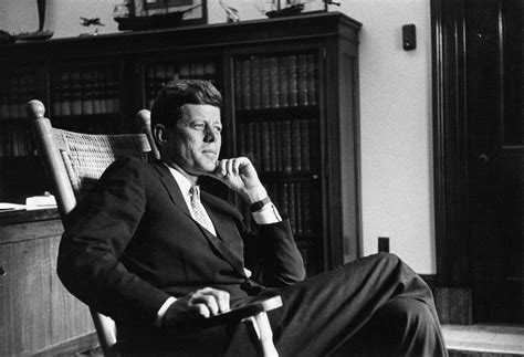 Jfk Rocking Chair History by In Memorium F Kennedy Assassinated November 22