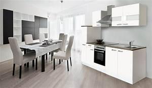 Küchenzeile 240 Cm Mit E Geräten : respekta k chenzeile mit e ger ten breite 240 cm otto ~ Watch28wear.com Haus und Dekorationen