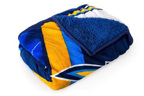 Ds Nfl / Mlb Sherpa Twin Throw Blanket