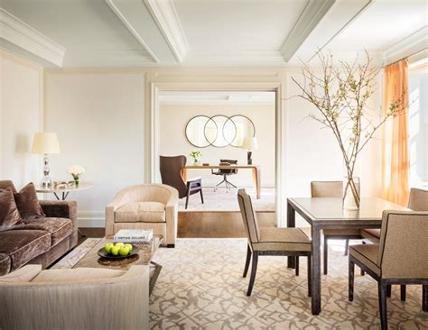 This suite features all sohi collection complimentary amenities and services. Luxury Five Bedroom Hotel Suite in NYC   The Mark Hotel