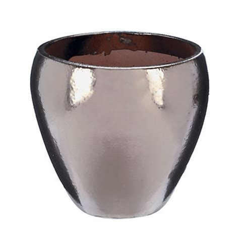 Bronze Glazed Egg Pot   54cm