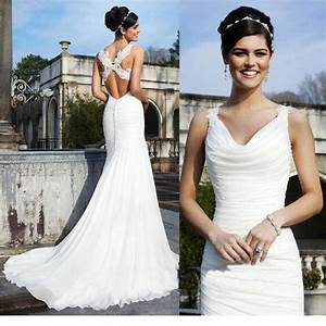 new white ivory wedding dress bridal gown custom size 2 4 With size 16 dresses to wear to a wedding