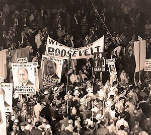 FDR Accepts The Nomination - 1932 Democratic Convention ...
