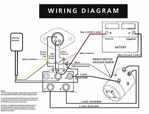 diagram warn winch solenoid diagram With club car starter generator wiring diagram also single phase motor