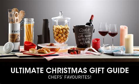 ultimate christmas gift guide chefs favourites more