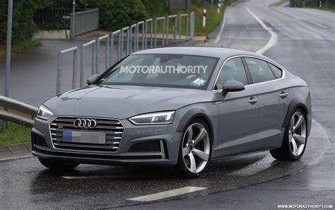 2019 Audi Rs 5 Sportback Spy Shots