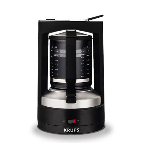 kaffeemaschine mit mahlwerk krups kaffeemaschinen mit timer und mahlwerk preisvergleiche