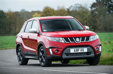 Suzuki Vitara S With 140 Hp Turbo Engine Debuts In Britain