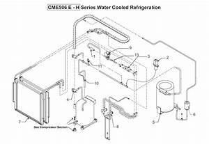 Scotsman Cme506 Ice Machine Parts Diagram
